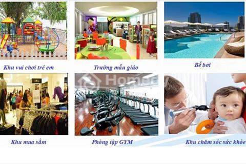 Cho thuê mặt bằng thương mại làm rạp chiếu phim, nhà hàng, café, gym, spa, khu vui chơi