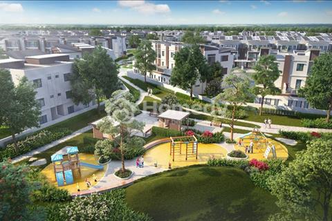 Nhận đặt chỗ liền kề ST5 Levander Home từ 90m2 - Gamuda Gardens - quận Hoàng Mai