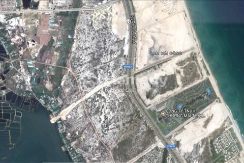Bán đất diện tích lớn khu vực Bãi Dài. Đối diện với Resort ALMA