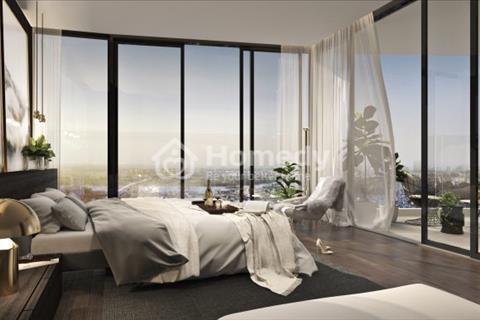 Căn Penthouse City Garden mở bán tại tháp A tầng cao nhất của tòa tháp 340m2