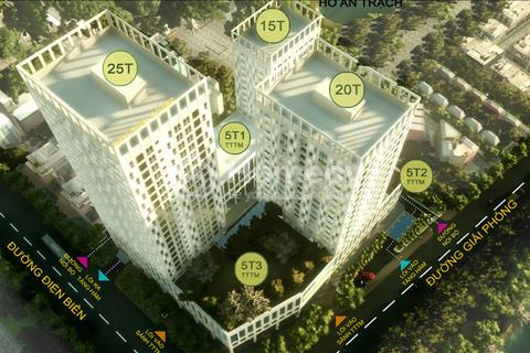 Cho thuê mặt bằng trung tâm thương mại khủng nhất Nam Định Tower