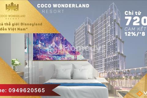 Chỉ cần 720 triệu, có ngay căn hộ tại Cocobay-Cam kết sinh lời tối thiểu 216 triệu/năm.