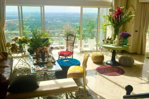 Bán lỗ căn hộ penthouse tầng cao diện tích 232m2 3 phòng ngủ