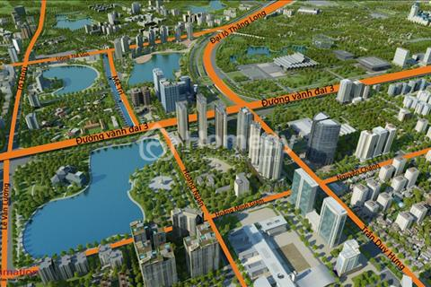 Thông tin giá - thiết kế - dịch vụ - chính sách ưu đãi chung cư Vinhomes D' Capitale Trần Duy Hưng