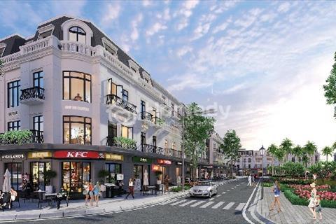Cần bán 5 lô nhà phố thương mại, shophouse cuối cùng, 5*20, vị trí kinh doanh đắc địa đảo Kim Cương