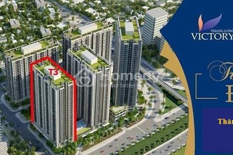 Chuẩn bị mở bán tòa T3 Thăng Long Capital giá từ 1 tỷ/ căn