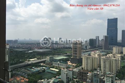 Chính chủ bán chung cư ct4 vimeco căn 1A diện tích 148m2m2 cửa đông nam