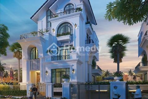 Cần bán 2 lô biệt thự mặt sông Sài Gòn đảo Kim Cương Quận 2, khu compound an ninh, giá 95 tr/m2.