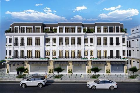 Bán nhà liền kề phố thương mại Golden Land tại Pruksa Town