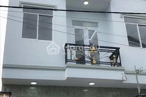Nhà bán sổ hồng đường Nguyễn Văn Tạo 1,7 tỷ, 1 trệt 2 lầu + sân thượng, diện tích 4x11m