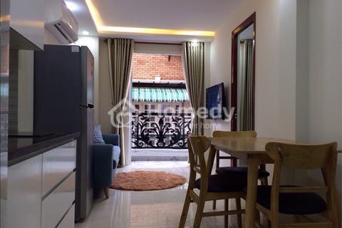 Cho thuê căn hộ 1PN Full nội thất, phòng ngủ riêng, chỉ 12,5tr/tháng