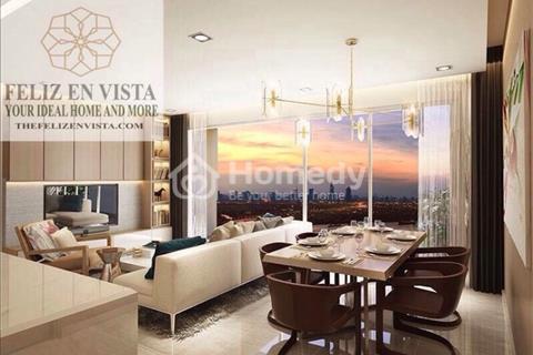 Cần bán Feliz En Vista 1 phòng ngủ, tòa Cruz, bán giá 2.1 tỉ (VAT)