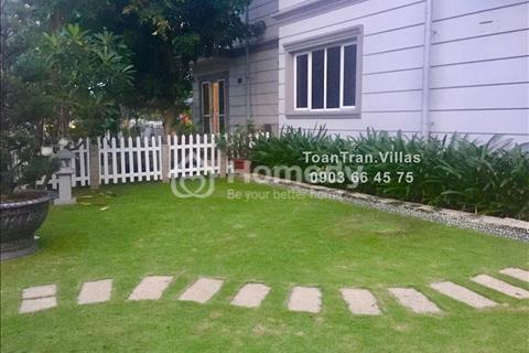 Cho thuê biệt thự Thủ Đức Garden Homes, sân vườn rộng 311m2 tuyệt đẹp
