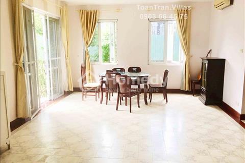Cho thuê biệt thự 3 phòng ngủ Thủ Đức Garden Homes, 230m2, chỉ có hơn 20 triệu/tháng