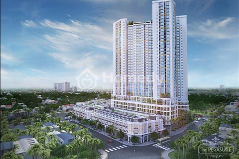 Officetel Pegasuite giá tốt nằm ngay vị trí trung tâm Sài Gòn 950 triệu