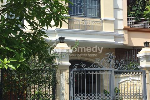 Bán biệt thự nhà vườn khu đô thị Việt Hưng, Long Biên, full nội thất tuyệt đẹp, giá tốt nhất
