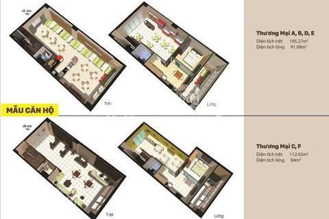 Shophouse dự án Hồ Học Lãm Bình Tân, 2 mặt tiền kinh doanh. Sở hữu vĩnh viễn, sắp bàn giao
