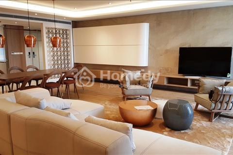 Bán gấp căn hộ 4 ngủ ở 54A Vinhome Nguyễn Chí Thanh view cực đẹp