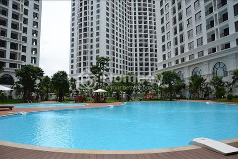 Cho thuê chung cư Royal City, 90m2, 2 phòng ngủ, full đồ
