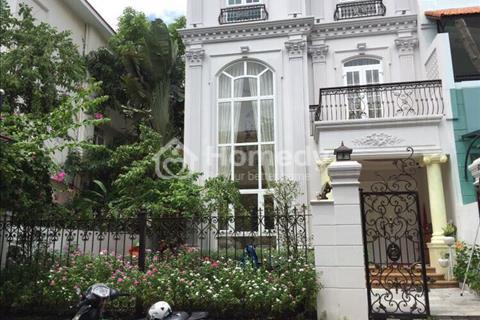 Cần bán biệt thự song lập Mỹ Hào trung tâm Phú Mỹ Hưng,nhà mới nội thất cao cấp 5 sao