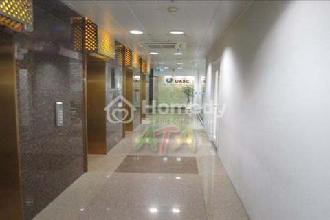 Cho thuê VP 60m2, 130m2, 200m2, giá 220 nghìn/m2 tại phố Đội Cấn, Vạn Bảo