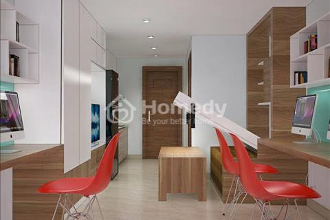 Cho thuê căn hộ Office-tel, đầy đủ nội thất cao cấp, giá 13 triệu/tháng