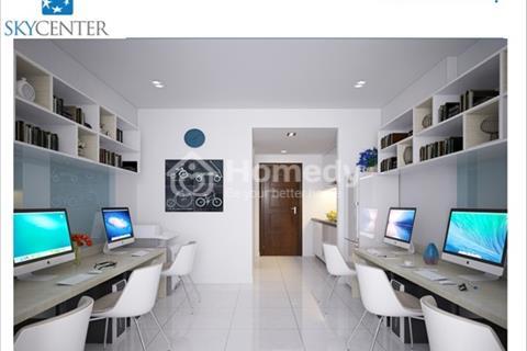 Cho thuê văn phòng Sky Center vừa làm văn phòng cao cấp, vừa cư trú