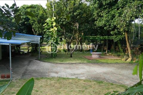 Bán biệt thự nhà vườn đẹp, quy hoạch sẵn, chỉ việc đến ở, giá 300 triệu/ sào