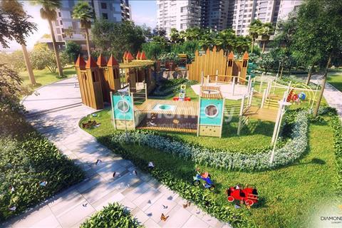 Bán căn hộ 1 phòng ngủ Đảo Kim Cương, giá gốc chủ đầu tư, view hồ bơi – công viên tuyệt đẹp