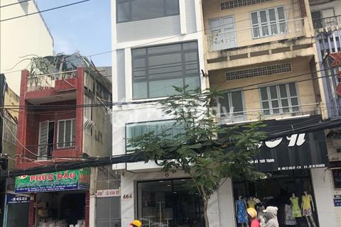 Cho thuê nhà nguyên căn mặt tiền - đường Lê Văn Sỹ - phường 14 - quận 3