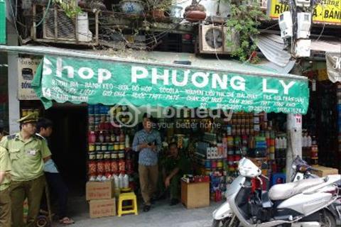 Cho thuê nguyên căn mặt tiền đường Nguyễn Thông - phường 9 - quận 3