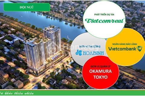 Căn hộ 3 mặt tiền Võ Văn Kiệt trả góp 10 - 12 triệu/tháng, chiết khấu 7%, tặng 6 chỉ vàng SJC