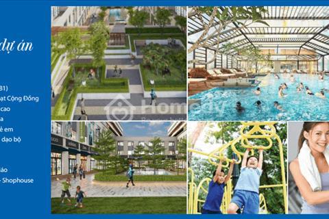 Eurrowindow River Park giá 16,5 triệu/m2, chiết khấu 4%, lãi suất 0% 15 tháng + 1 chỉ vàng