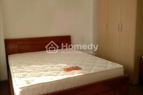 Chính chủ cho thuê chung cư đầy đủ đồ 1 phòng ngủ, khách diện tích 45m2 mặt phố Đông Các Ô Chợ Dừa