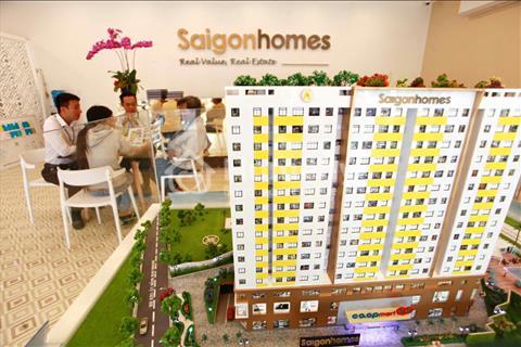 Nhận giữ chỗ ưu tiên những căn của Block đẹp nhất dự án Sài Gòn Homes Bình Tân