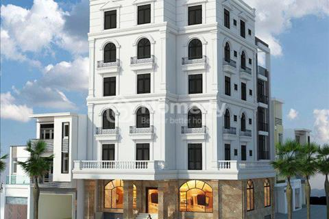 Bán gấp tòa văn phòng 9 tầng mặt phố Lê Văn Thiêm. Diện tích 120m2, giá 42 tỷ