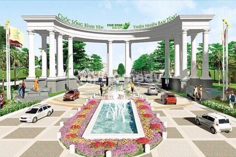 Chính thức mở bán khu đô thị năm sao - Five Star Eco City