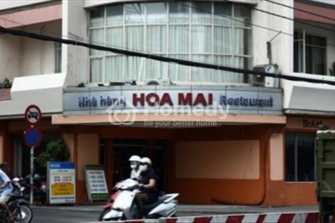 Nhà mặt tiền 8m Hoa Mai, Phú Nhuận, 300m2, tiện nhà hàng, quán ăn, cà phê, kinh doanh tự do