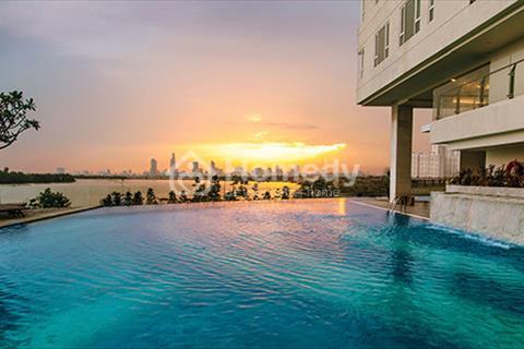 Dự án Đảo Kim Cương, căn 2 phòng ngủ, tháp Hawaii, view hồ bơi.