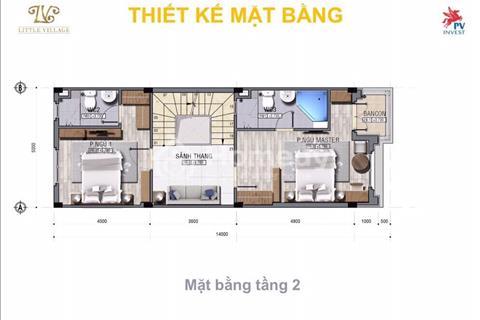 Nhà phố Phạm Văn Đồng, Thủ Đức, chỉ 7,6 tỷ, đặc biệt có tầng hầm riêng