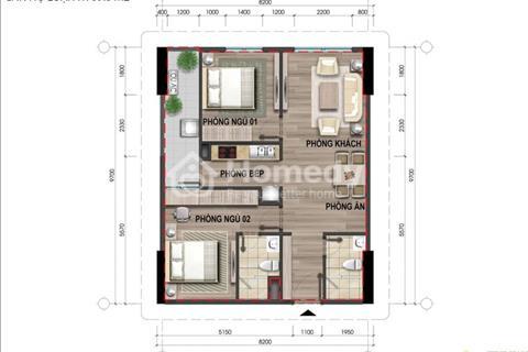 Bán suất chung cư Cán bộ chiến sỹ tổng cục 5 Phạm Văn Đồng, gốc 16 triệu/ m2 chi tiết dự án khu vực