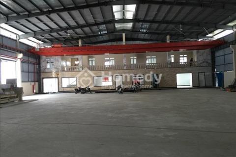 Cho thuê đất công nghiệp, kho xưởng đất 50 năm, gara ô tô, showroom, nhà hàng, Từ Liêm