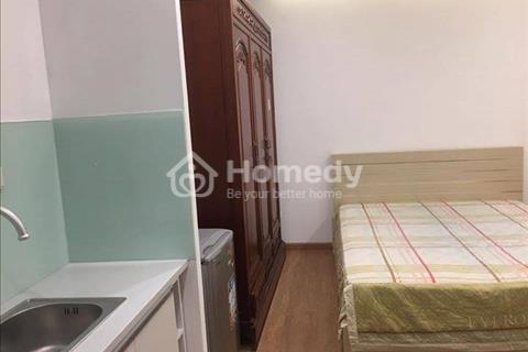 Cho thuê chung cư mini đủ đồ ở 195 TRần Cung- Hoàng Quốc việt. Diện tích 22m2, giá 3,2 triệu/ tháng