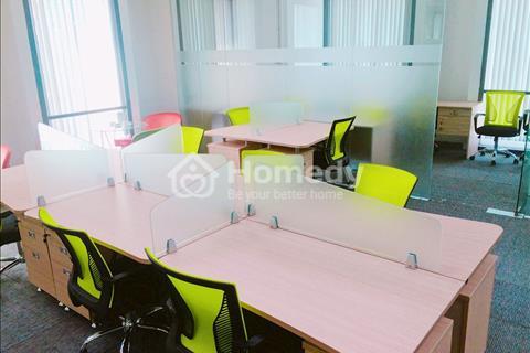 Cho thuê chỗ ngồi làm việc, set up đầy đủ, không gian tiêu chuẩn