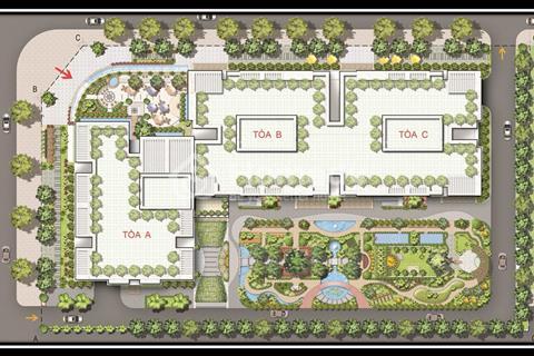 Chính chủ bán chung cư Ecolife Tây Hồ, Hà Nội 88m2