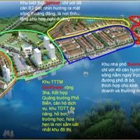 Bán đất nền dự án khu đô thị phố biển Marine City diện tích 100m2, giá từ 10 triệu/m2