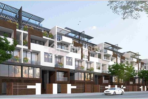 Hot hot mở bán 80 căn nhà phố ven sông Phú Hữu quận 9 giá 2 tỷ/căn