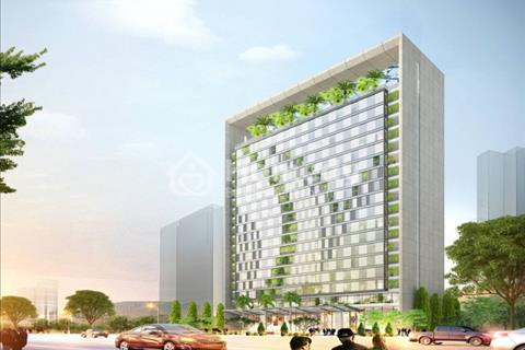 Cho thuê gấp văn phòng, tòa nhà gần sân bay, mới xây xong, 253 Hoàng Văn Thụ