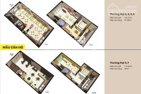 Mở bán 9 căn shopping house Hof - HQC Hồ Học Lãm
