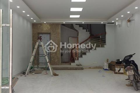 Cho thuê nhà liền kề A10 Nguyễn Chánh, 75 m2 x 4.5 tầng